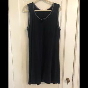 Armor Lux navy cotton dress 16
